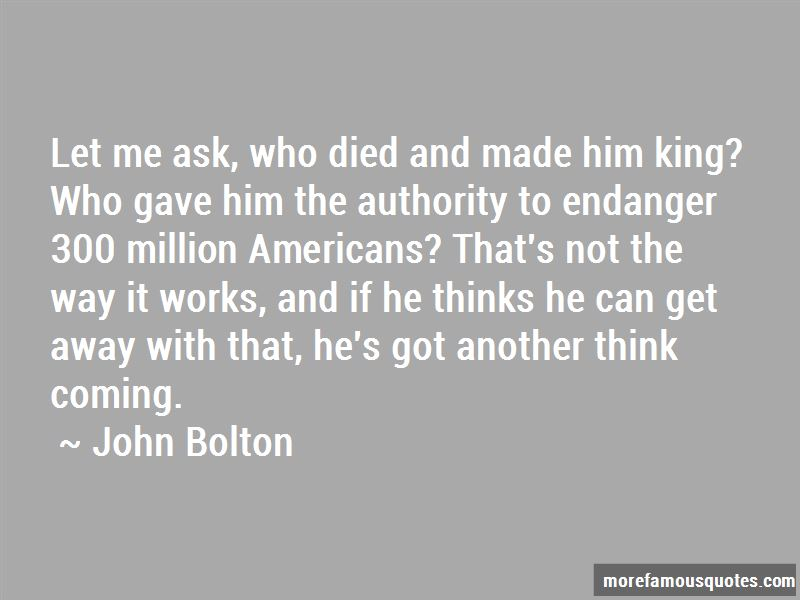 John Bolton Quotes Pictures 2