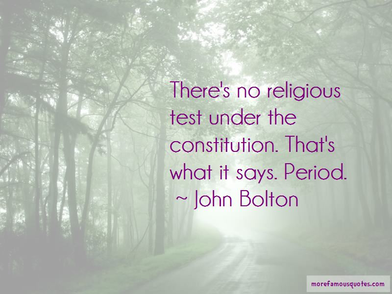 John Bolton Quotes Pictures 4