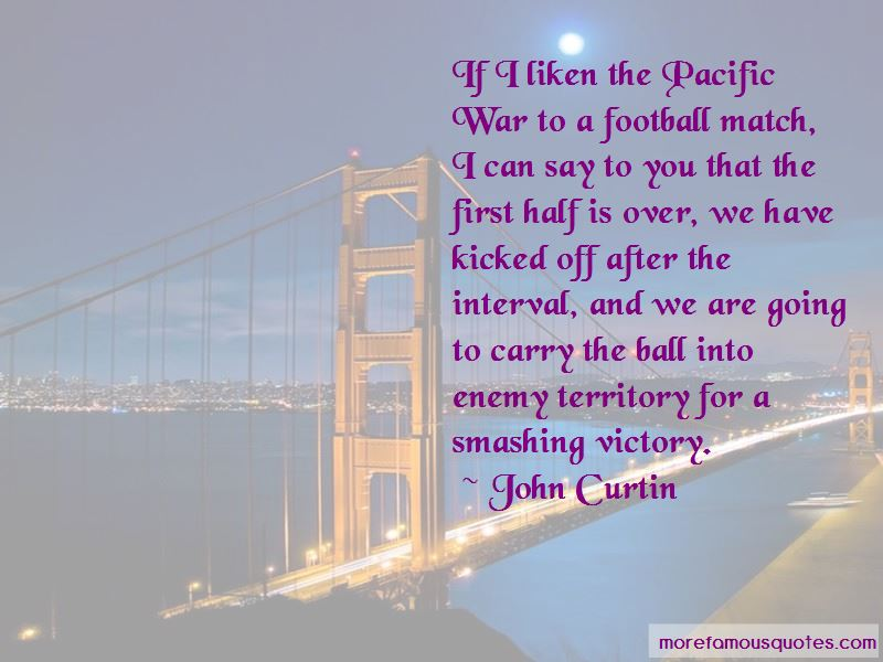 John Curtin Quotes Pictures 2