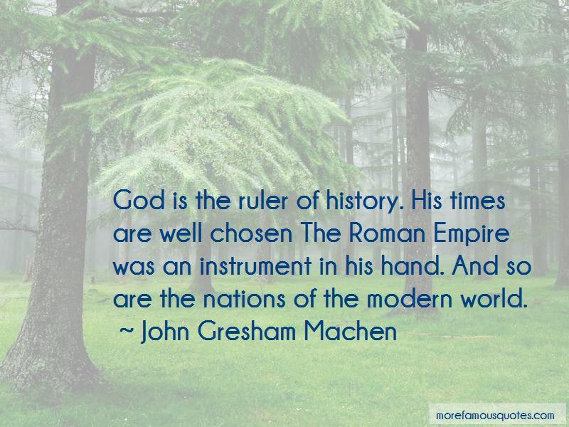 John Gresham Machen Quotes Pictures 2