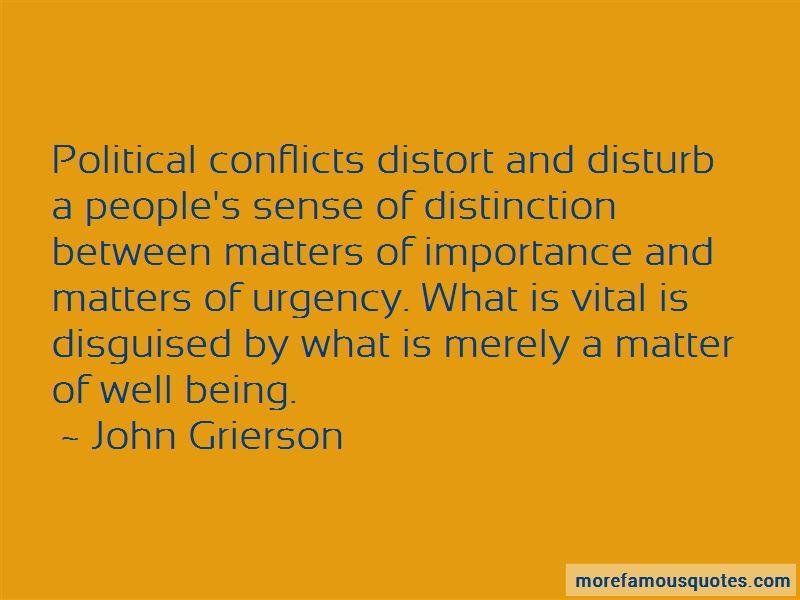 John Grierson Quotes