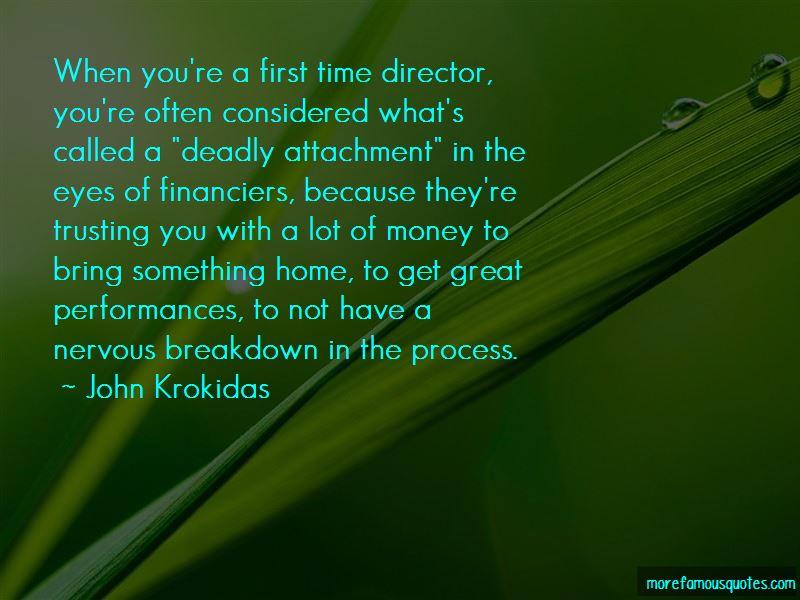 John Krokidas Quotes Pictures 2