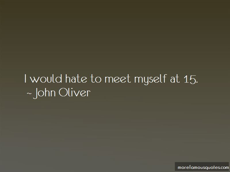 John Oliver Quotes Pictures 2