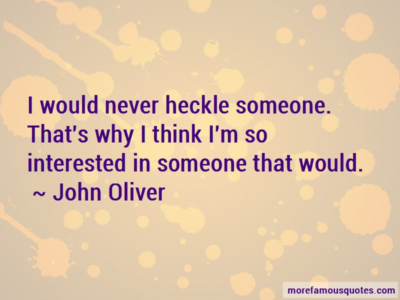 John Oliver Quotes Pictures 3