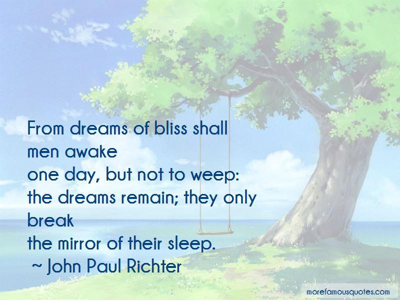 John Paul Richter Quotes