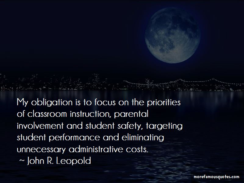 John R. Leopold Quotes Pictures 3