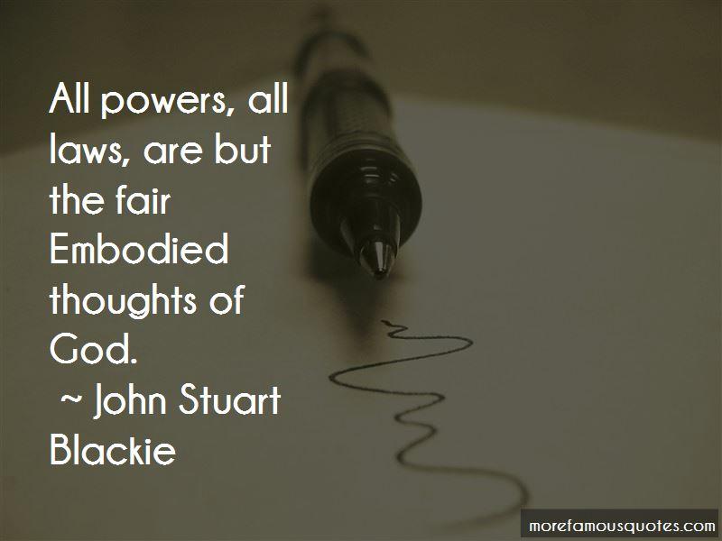 John Stuart Blackie Quotes Pictures 2
