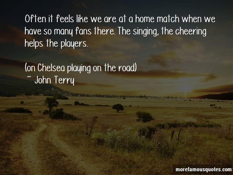 John Terry Quotes Pictures 2