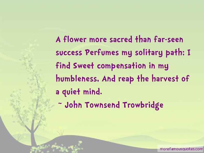 John Townsend Trowbridge Quotes Pictures 4