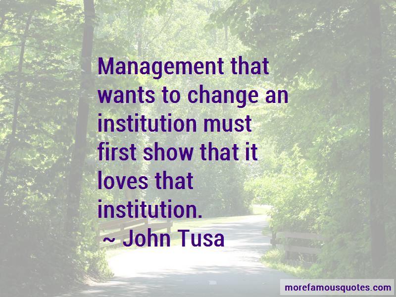 John Tusa Quotes