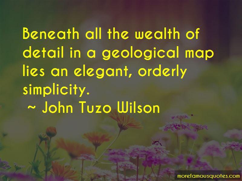 John Tuzo Wilson Quotes