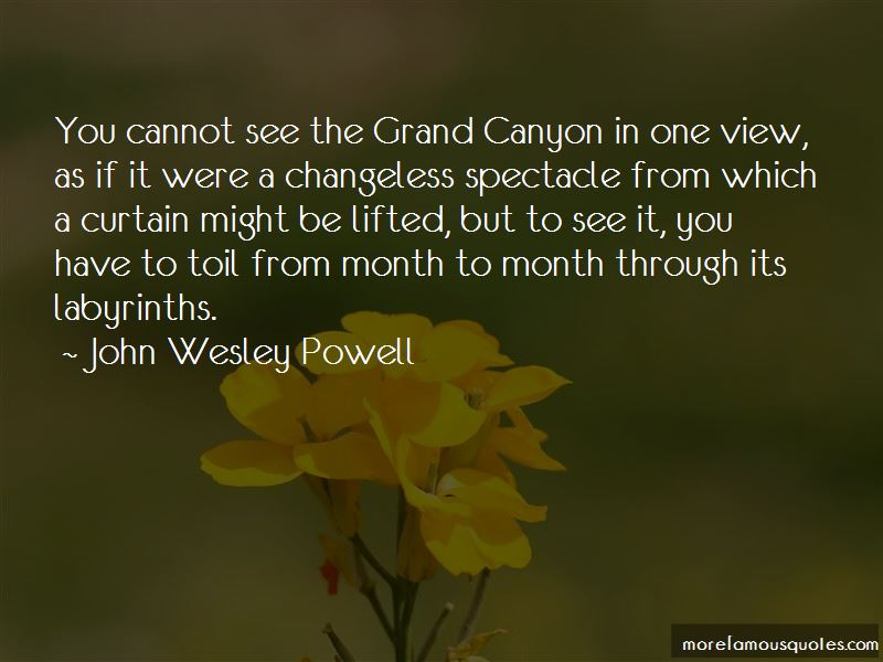 John Wesley Powell Quotes Pictures 2