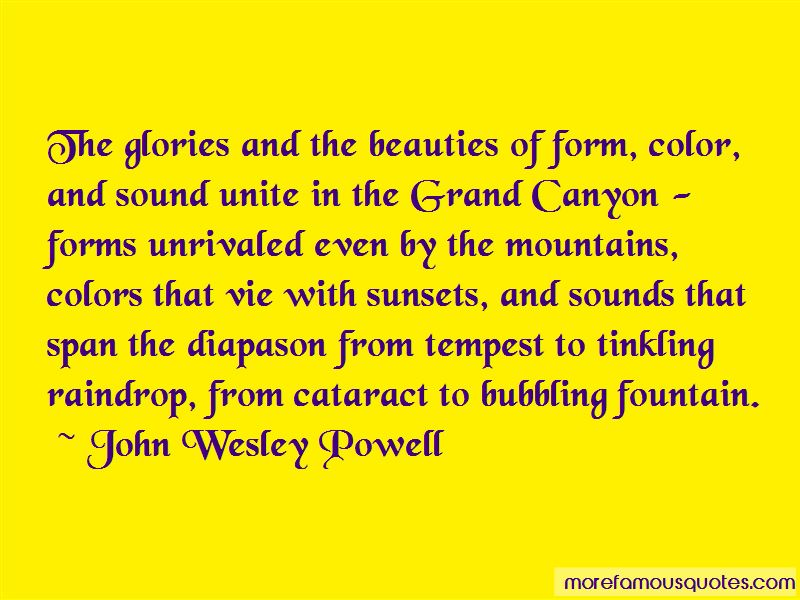 John Wesley Powell Quotes Pictures 4