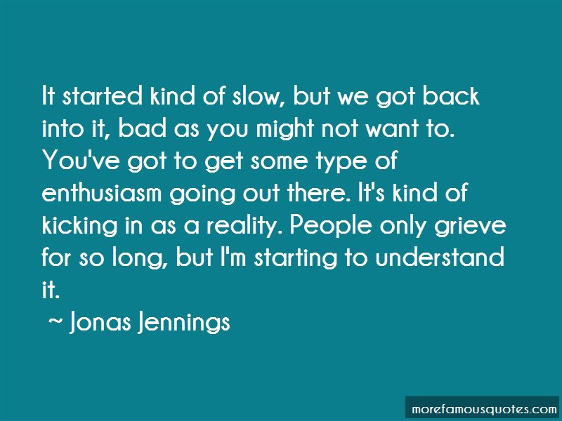 Jonas Jennings Quotes Pictures 2