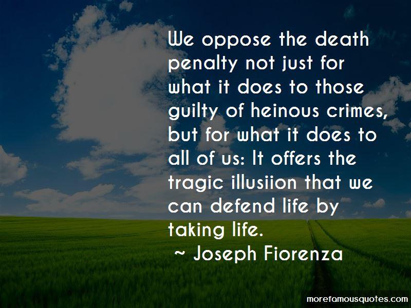 Joseph Fiorenza Quotes