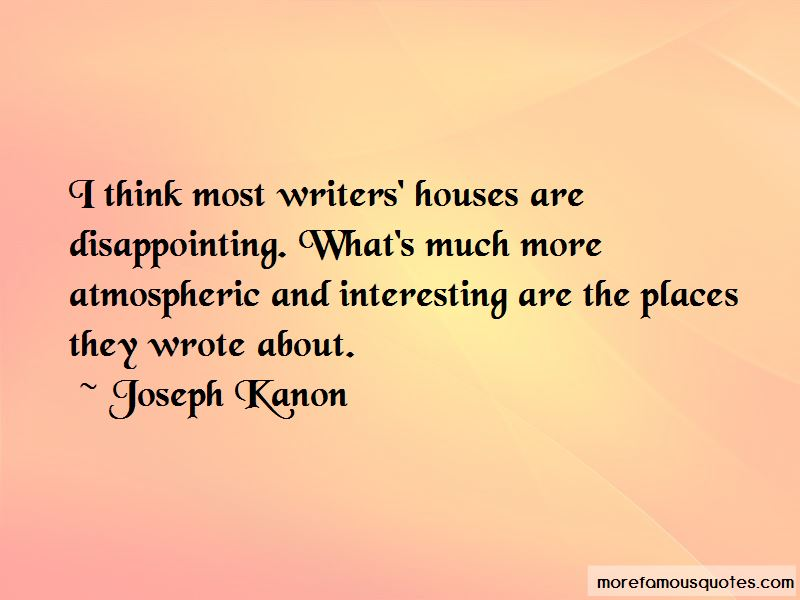 Joseph Kanon Quotes Pictures 2