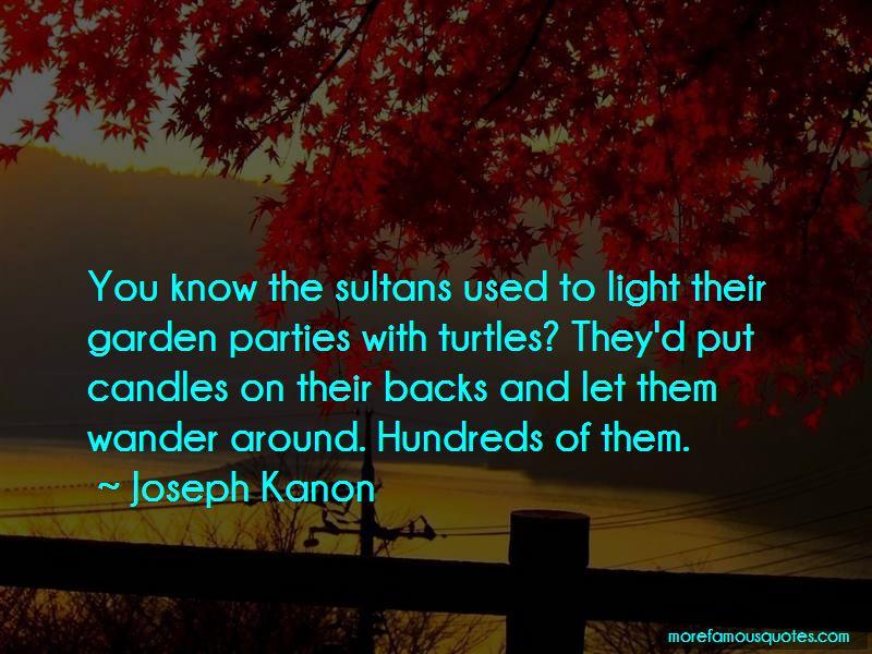 Joseph Kanon Quotes Pictures 3