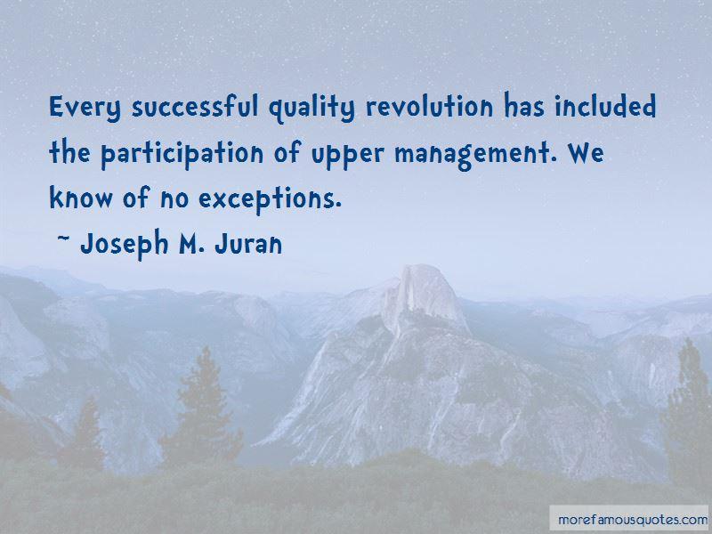 Joseph M. Juran Quotes Pictures 2