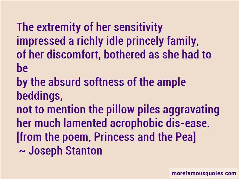 Joseph Stanton Quotes