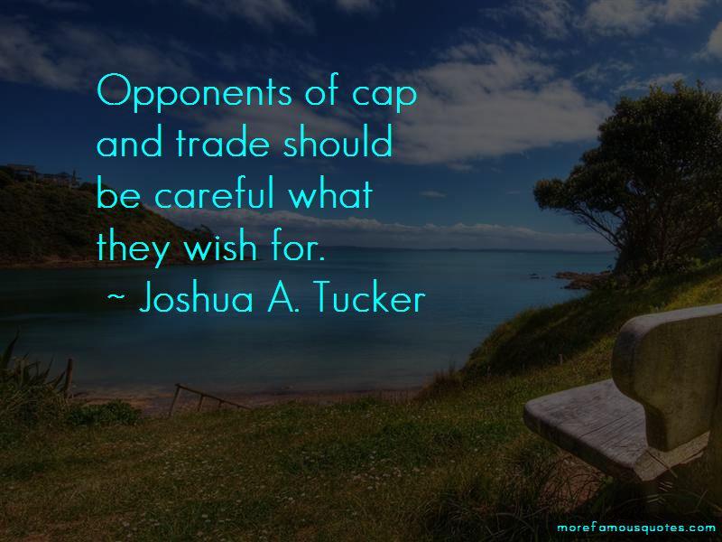 Joshua A. Tucker Quotes