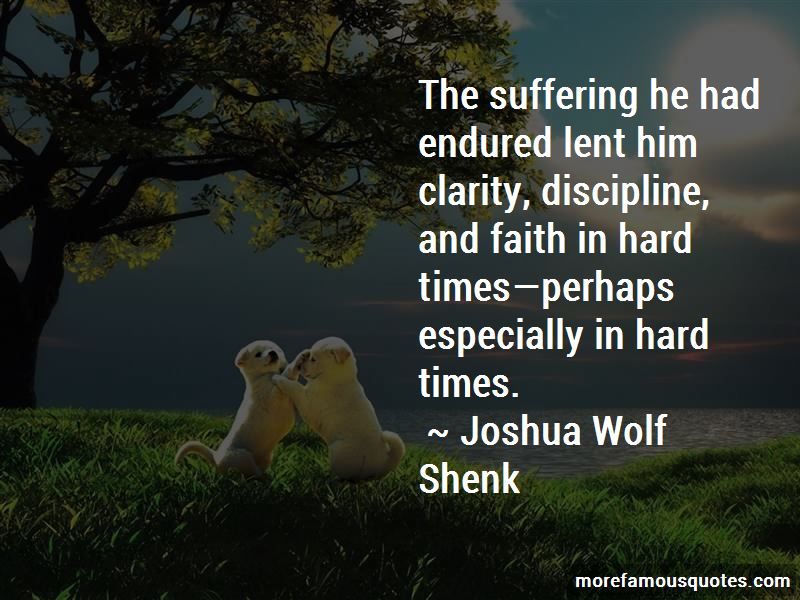 Joshua Wolf Shenk Quotes Pictures 2