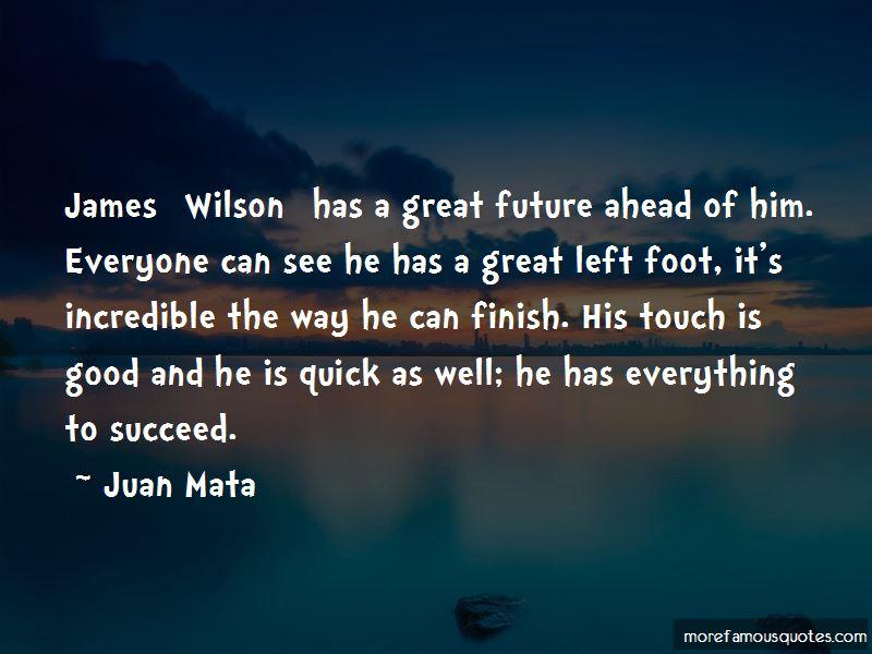 Juan Mata Quotes Pictures 2