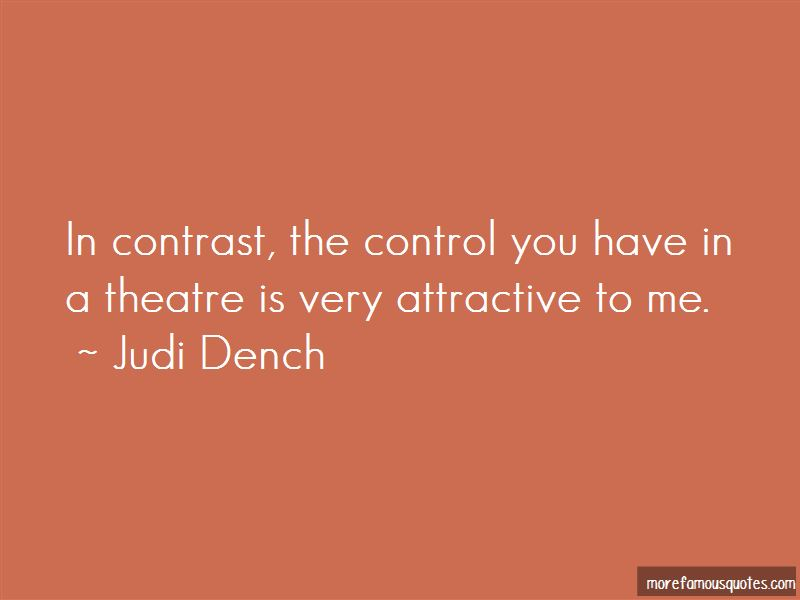 Judi Dench Quotes Pictures 4