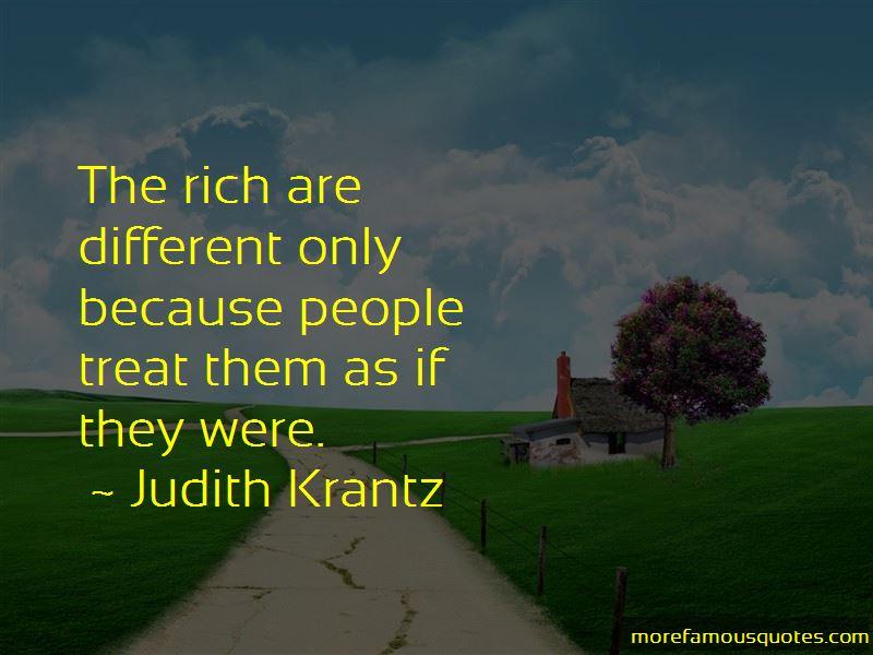 Judith Krantz Quotes