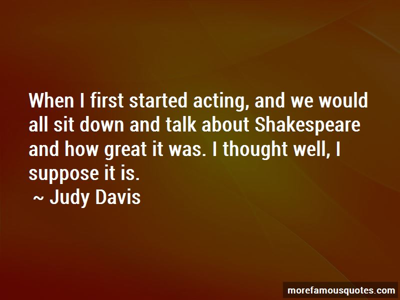 Judy Davis Quotes Pictures 4