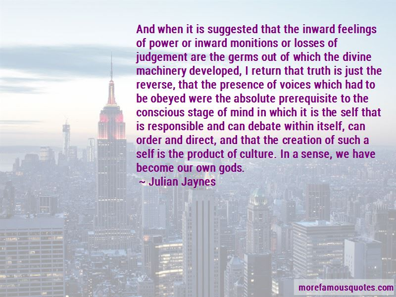 Julian Jaynes Quotes Pictures 2
