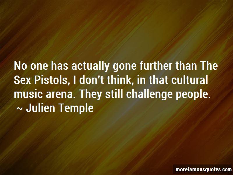 Julien Temple Quotes