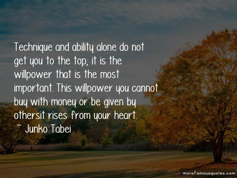 Junko Tabei Quotes Pictures 3