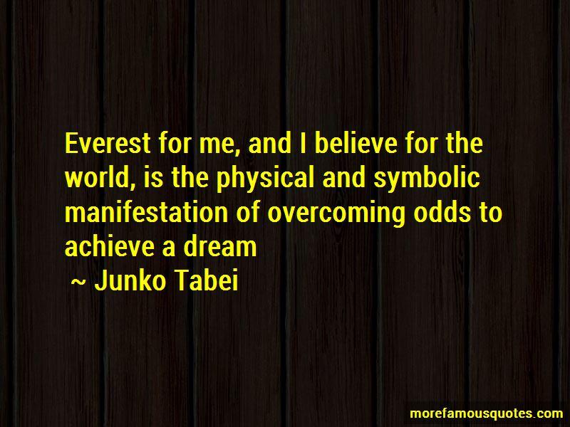 Junko Tabei Quotes Pictures 4
