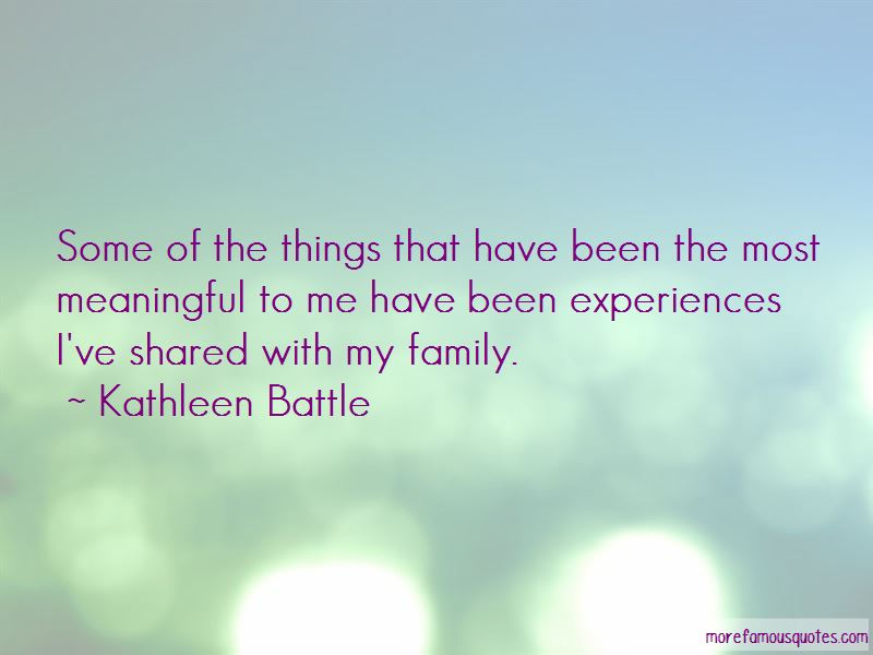 Kathleen Battle Quotes Pictures 2