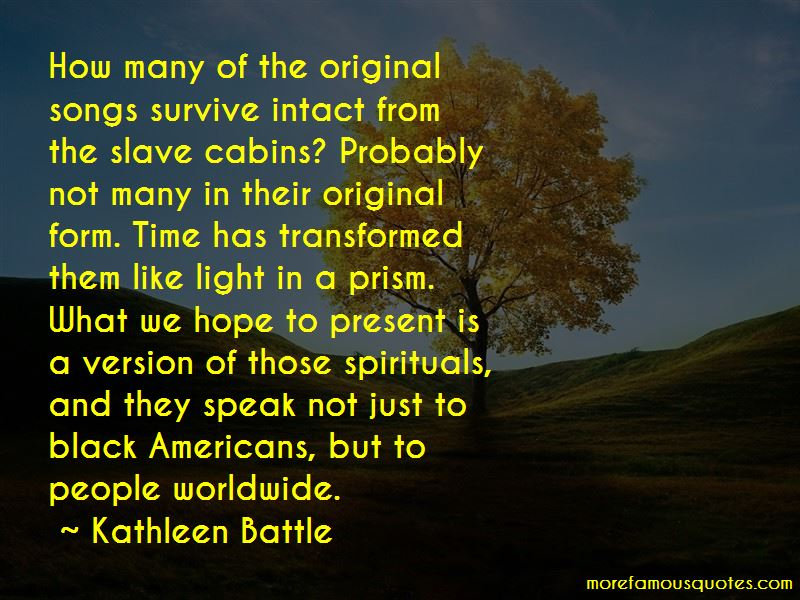 Kathleen Battle Quotes Pictures 4