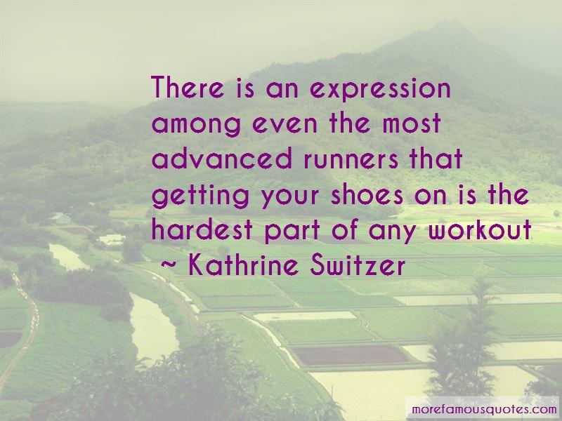 Kathrine Switzer Quotes Pictures 2