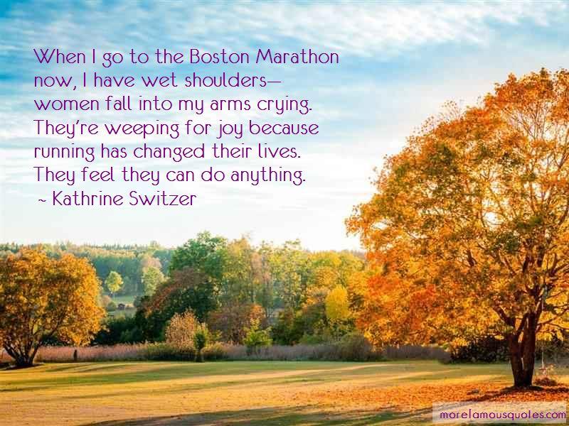 Kathrine Switzer Quotes Pictures 3