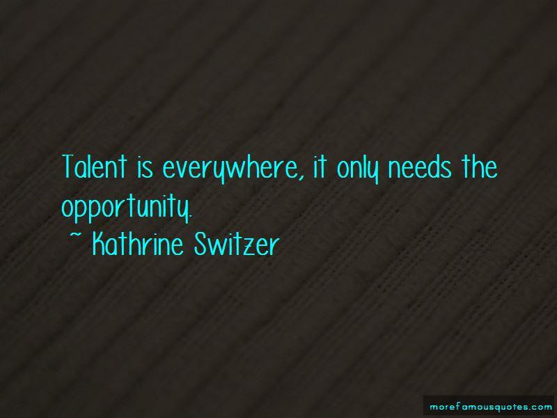 Kathrine Switzer Quotes Pictures 4
