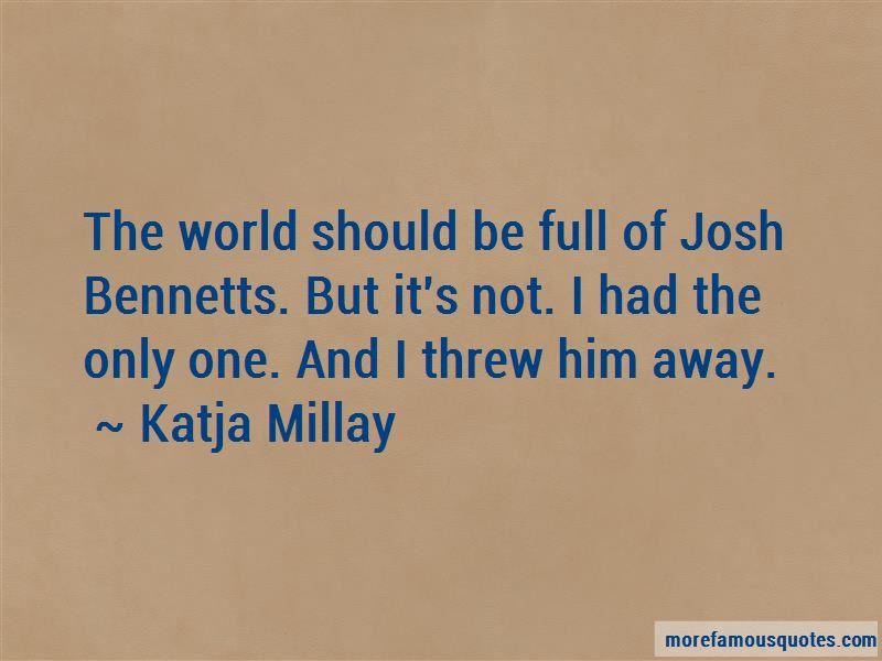 Katja Millay Quotes Pictures 2