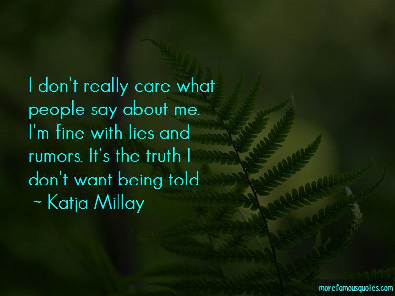 Katja Millay Quotes