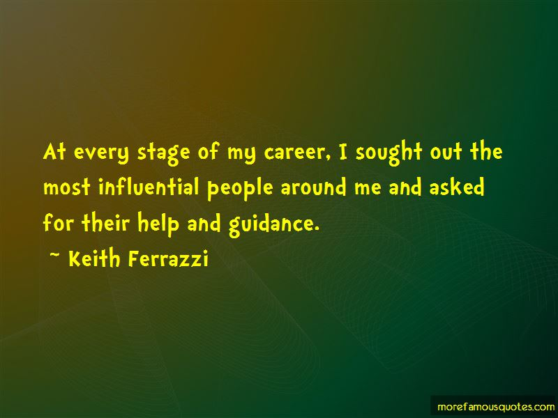 Keith Ferrazzi Quotes Pictures 2