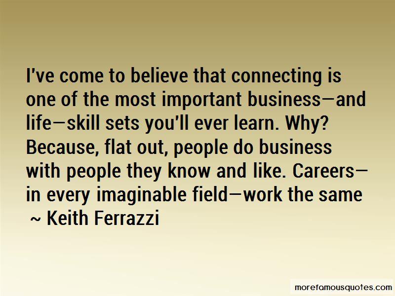 Keith Ferrazzi Quotes Pictures 3