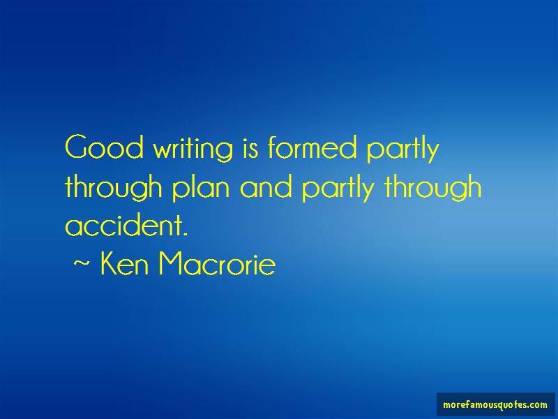 Ken Macrorie Quotes