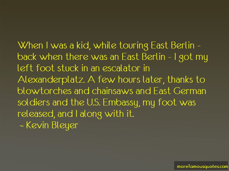 Kevin Bleyer Quotes Pictures 2
