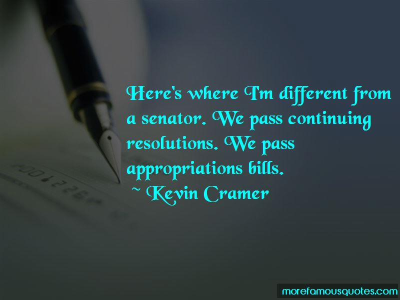 Kevin Cramer Quotes Pictures 4