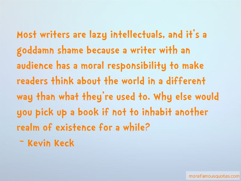Kevin Keck Quotes Pictures 4