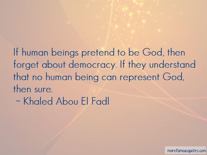 Khaled Abou El Fadl Quotes Pictures 4
