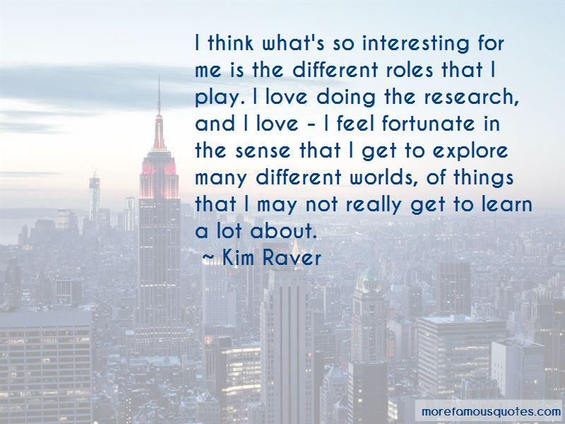 Kim Raver Quotes Pictures 4