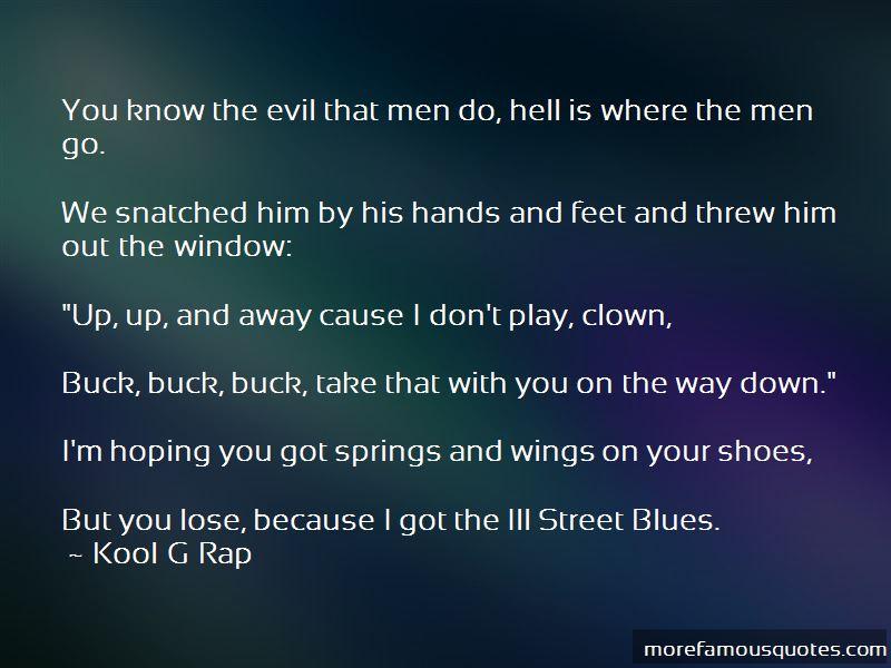 Kool G Rap Quotes