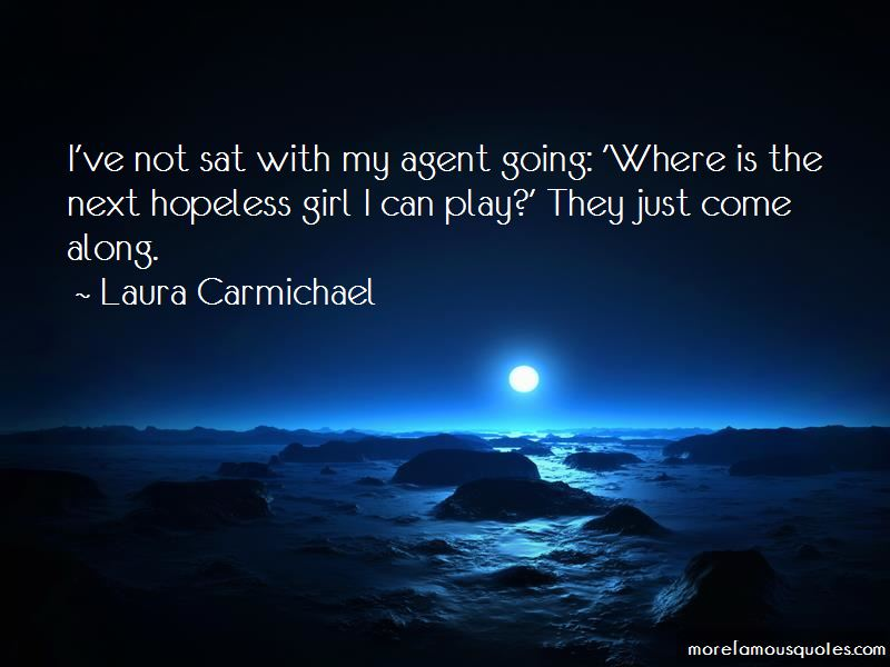 Laura Carmichael Quotes Pictures 4